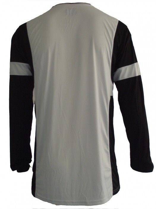 Maillot Gardien Junior Uhlsport Cup Blanc/Noir ML 2012