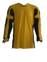 Maillot Gardien Junior Uhlsport Cup Jaune Mais/Noir ML 2012