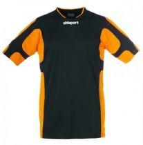 Maillot Gardien Junior Uhlsport Cup Noir/Orange MC 2012