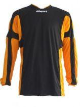 Maillot Gardien Junior Uhlsport Cup Noir/Orange ML 2012
