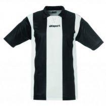 Maillot Gardien Junior Uhlsport Stripe Blanc/Noir MC 2012