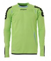 Maillot Gardien Uhlsport Ergonomic Vert Flash 2012