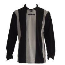 Maillot Gardien Uhlsport Stripe Blanc/Noir ML 2012