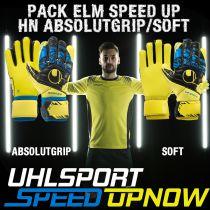 Pack ELM Speed Up HN Absolutgrip/Soft Uhlsport