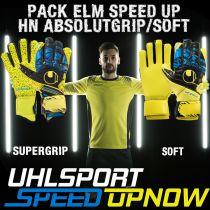 Pack ELM Speed Up HN Supergrip/Soft Uhlsport