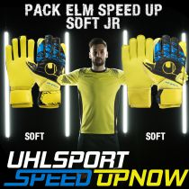 Pack ELM Speed Up Jr Soft Uhlsport