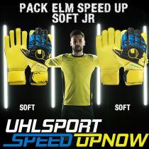Pack ELM Speed Up Jr Soft Uhlsport