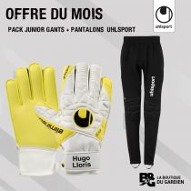 Pack Junior Gants + Pantalon Uhlsport