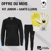 Pack Junior Kit + Gants Uhlsport