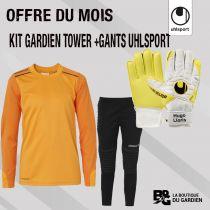 Pack Junior Kit + Gants Uhlsport
