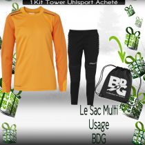 Pack Kit Tower Acheté = 1 Sac Multi Usage Offert !!!