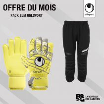 Pack Uhlsport Gants + Pantalon