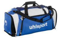 Sac de sport Uhlsport Classic Training 110L Bleu Roi/Noir