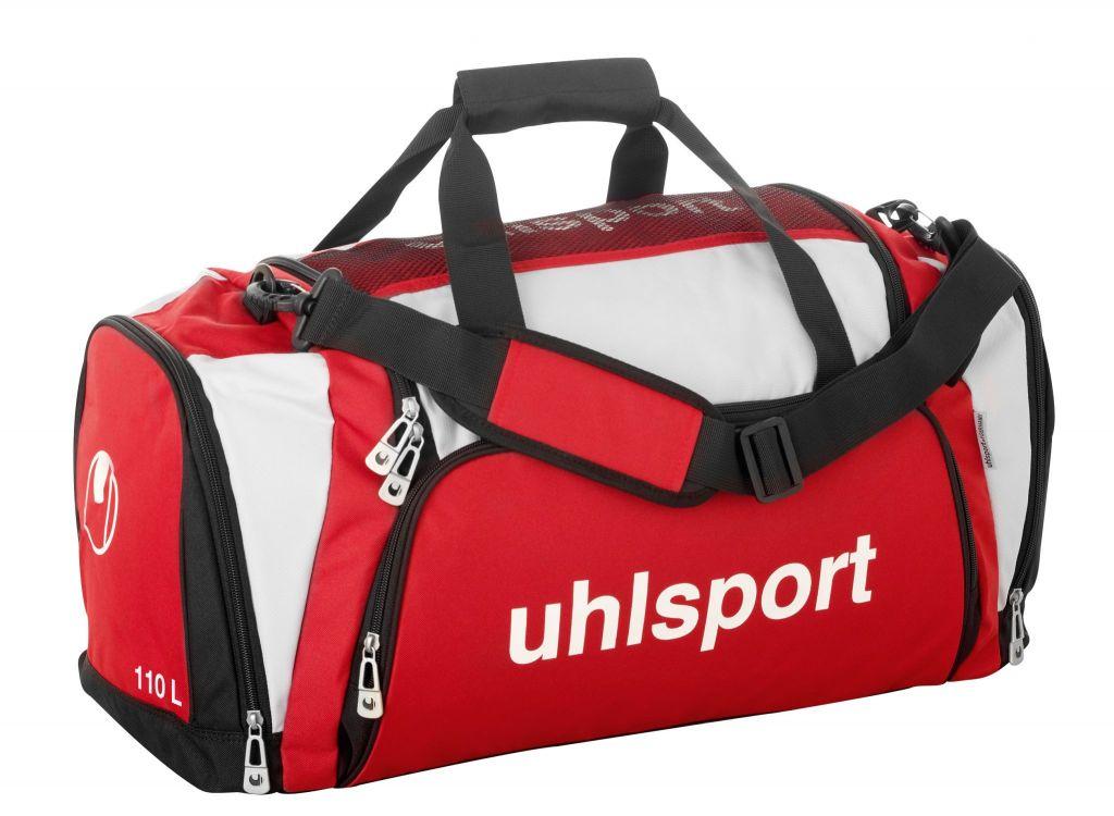 Sac de sport Uhlsport Classic Training 110L Rouge/Noir