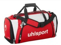 Sac de sport Uhlsport Classic Training 110L Rouge/Noir