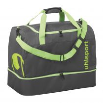 Sac de Sport Uhlsport Essential Players 30L Anthra/Fluo Green