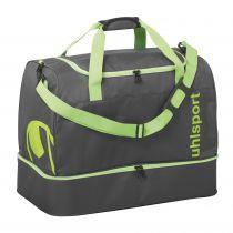 Sac de Sport Uhlsport Essential Players 30L Anthra/Fluo Green