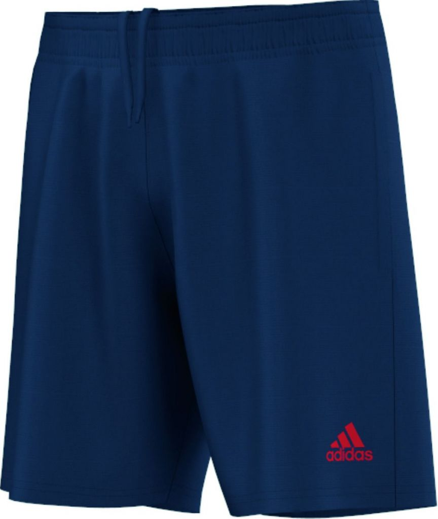 Short Adidas Marine-Rouge 2014