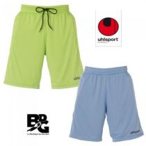 Short de gardien Junior Uhlsport Reversible Ciel/Vert Flash 2012