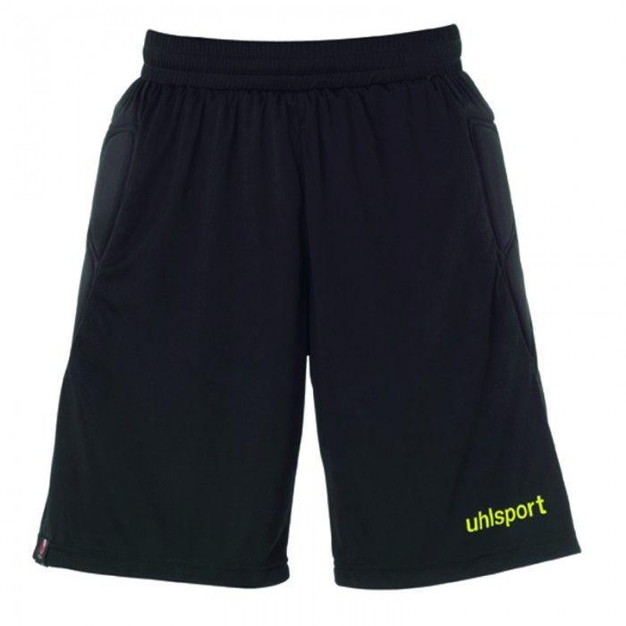 Short de gardien Uhlsport Reversible Jaune/Noir 2012