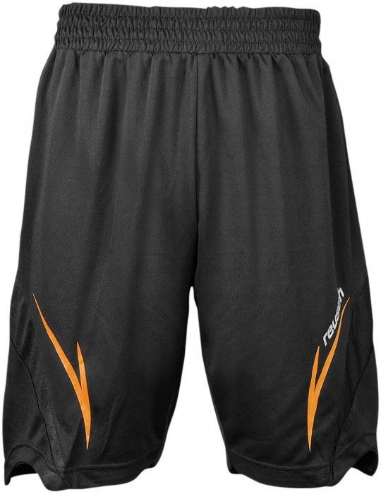 Short Gardien de but Reusch Gomar Noir/Orange 2012