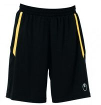 Short Junior Uhlsport Team Noir Jaune