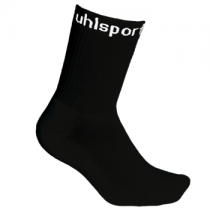 Socket Uhlsport Lot de 3 Noir