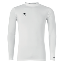 Sous Maillot Junior Baselayer Uhlsport Blanc