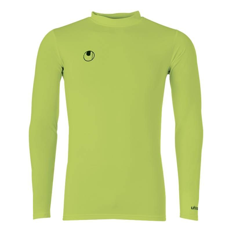 Sous Maillot Junior Uhlsport Baselayer Vert Flash
