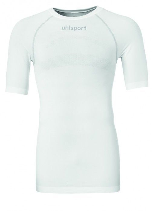 Sous Maillot Uhlsport Thermo MC Blanc 2012