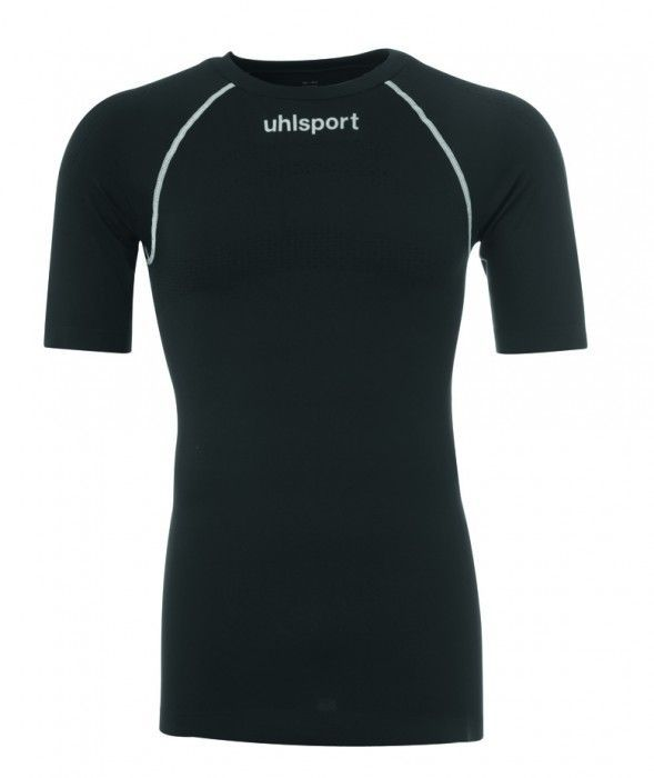 Sous Maillot Uhlsport Thermo MC Noir 2012