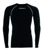Sous Maillot Uhlsport Thermo ML Noir 2012