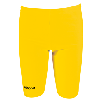 Sous Short Junior Uhlsport Tight Jaune 2012
