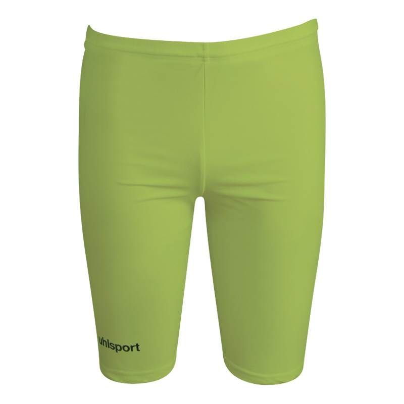 Sous Short Junior Uhlsport Tight Vert Flash