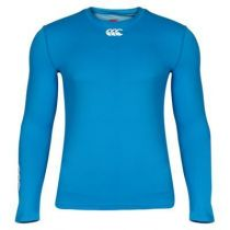 Sous-Vêtement Canterbury Cold Long Sleeve Top Cyan