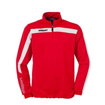 Sweat Liga 1/4 Zip Top Uhlsport Rouge
