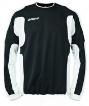 Sweat Training Junior Uhlsport Cup Noir/Blanc 2012