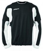 Sweat Training Junior Uhlsport Cup Noir/Blanc 2012