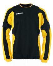 Sweat Training Junior Uhlsport Cup Noir/Jaune Mais 2012