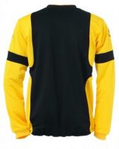 Sweat Training Junior Uhlsport Cup Noir/Jaune Mais 2012