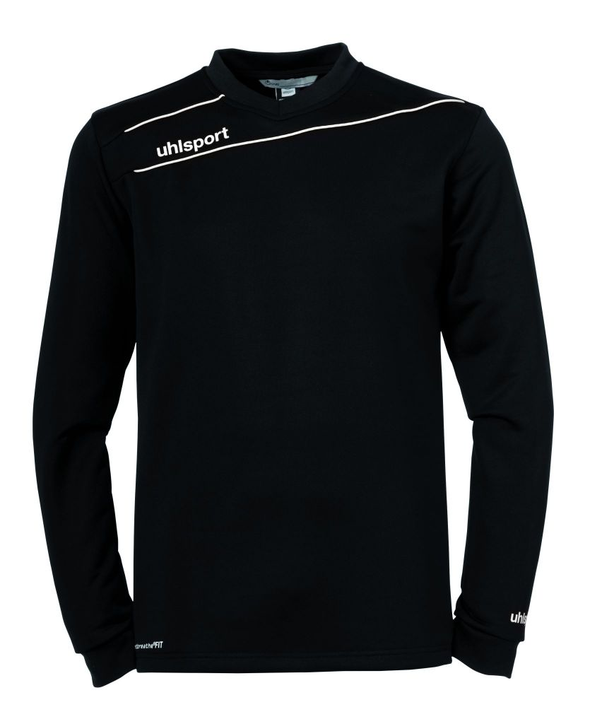 Sweat Training Uhlsport Stream Noir/Blanc
