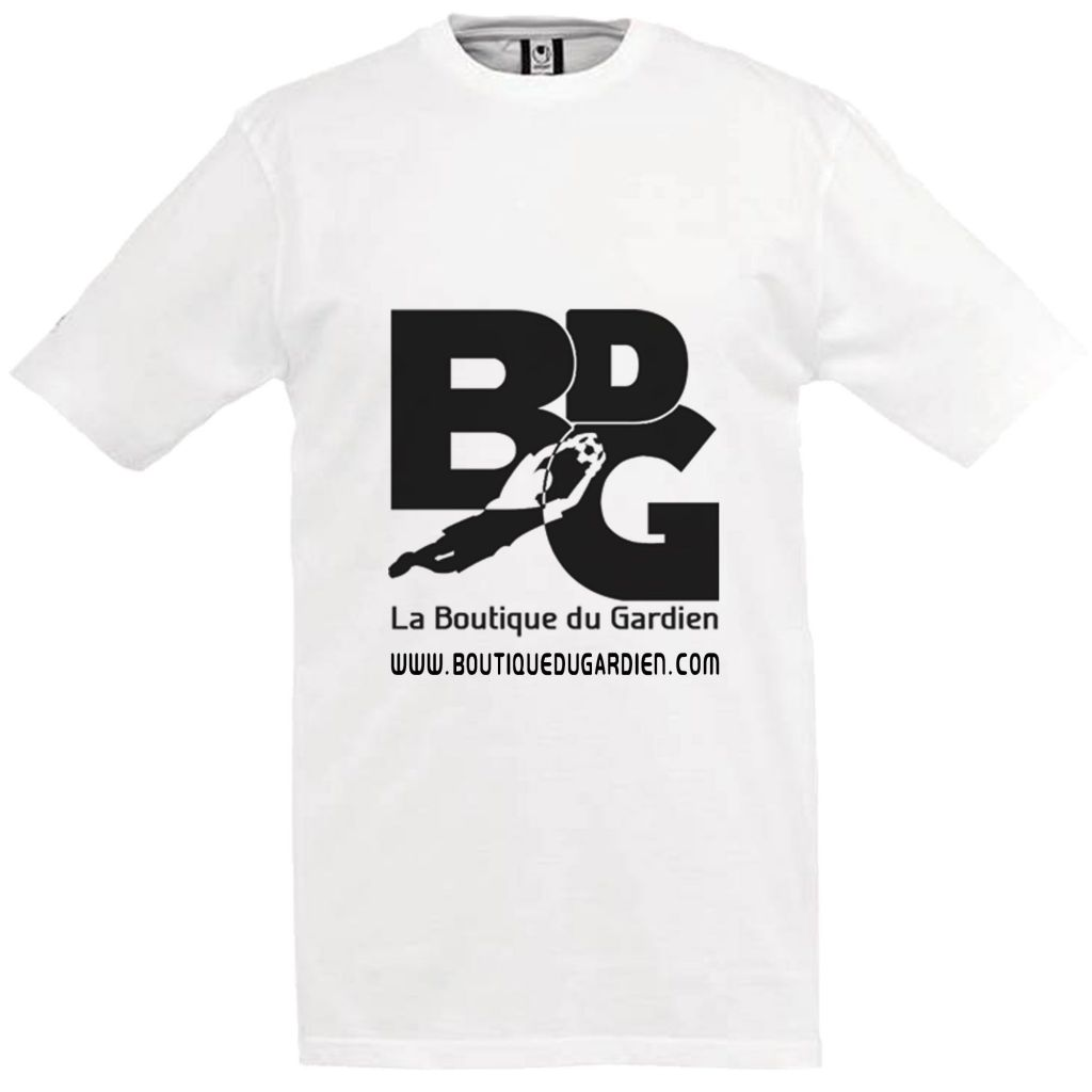 Tee-Shirt Teamsport Uhlsport BDG Blanc 2015