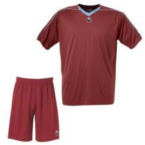 Tenue de Match Uhlsport Stream II Bordeaux  MC