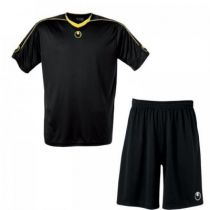 Tenue de Match Uhlsport Stream II Noir MC