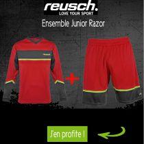 Tenue Razor Rouge Reusch