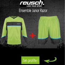 Tenue Razor Verte Reusch