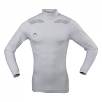 Uhlsport Momentum Thermo Shirt ML Argent
