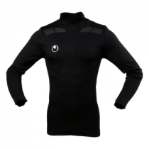 Uhlsport Momentum Thermo Shirt ML Noir
