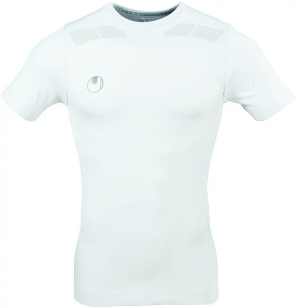 Uhlsport Momentum Thermo T-Shirt Argent