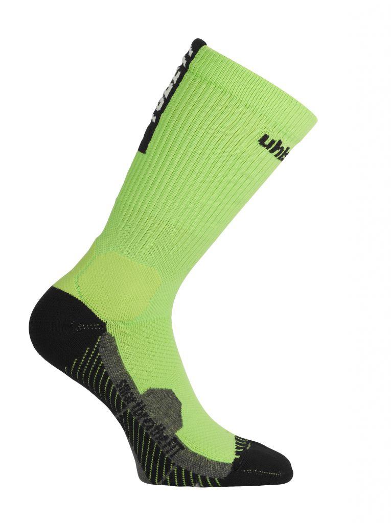 Uhlsport Tube It Socks Vert Flash